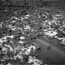Nasa's Mars rover Curiosity acquired this image using its Right Navigation Camera on Sol 981, at drive 1320, site number 47