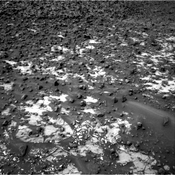 Nasa's Mars rover Curiosity acquired this image using its Right Navigation Camera on Sol 981, at drive 1326, site number 47