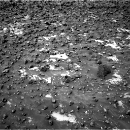 Nasa's Mars rover Curiosity acquired this image using its Right Navigation Camera on Sol 981, at drive 1350, site number 47