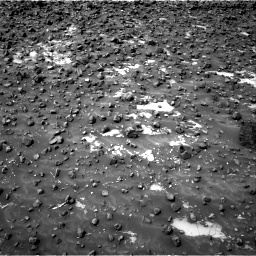 Nasa's Mars rover Curiosity acquired this image using its Right Navigation Camera on Sol 981, at drive 1356, site number 47