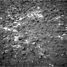 Nasa's Mars rover Curiosity acquired this image using its Right Navigation Camera on Sol 981, at drive 1368, site number 47