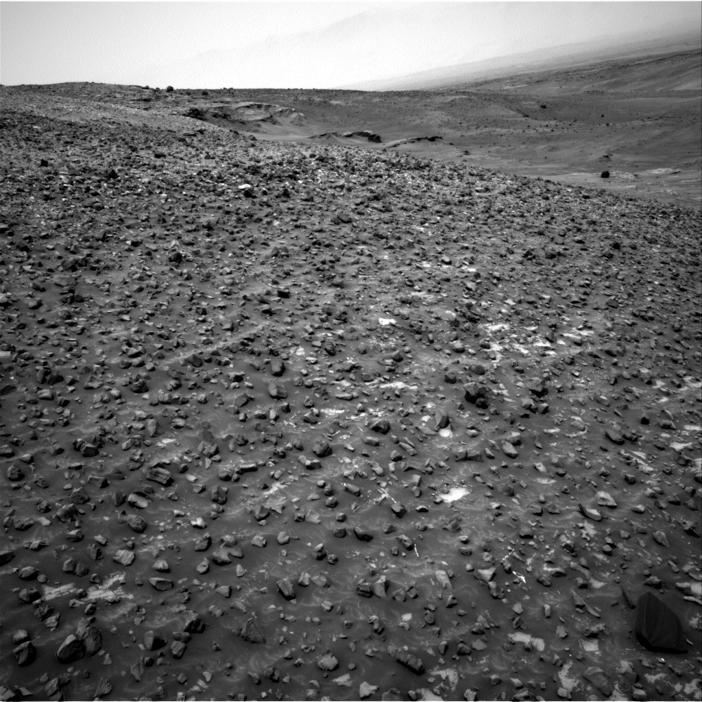 Nasa's Mars rover Curiosity acquired this image using its Right Navigation Camera on Sol 981, at drive 1452, site number 47