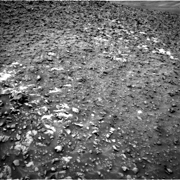 Nasa's Mars rover Curiosity acquired this image using its Left Navigation Camera on Sol 983, at drive 1512, site number 47