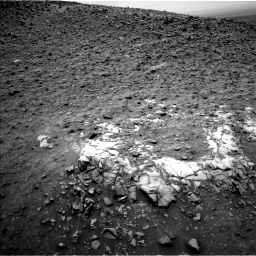 Nasa's Mars rover Curiosity acquired this image using its Left Navigation Camera on Sol 983, at drive 1530, site number 47