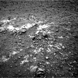 Nasa's Mars rover Curiosity acquired this image using its Right Navigation Camera on Sol 983, at drive 1494, site number 47