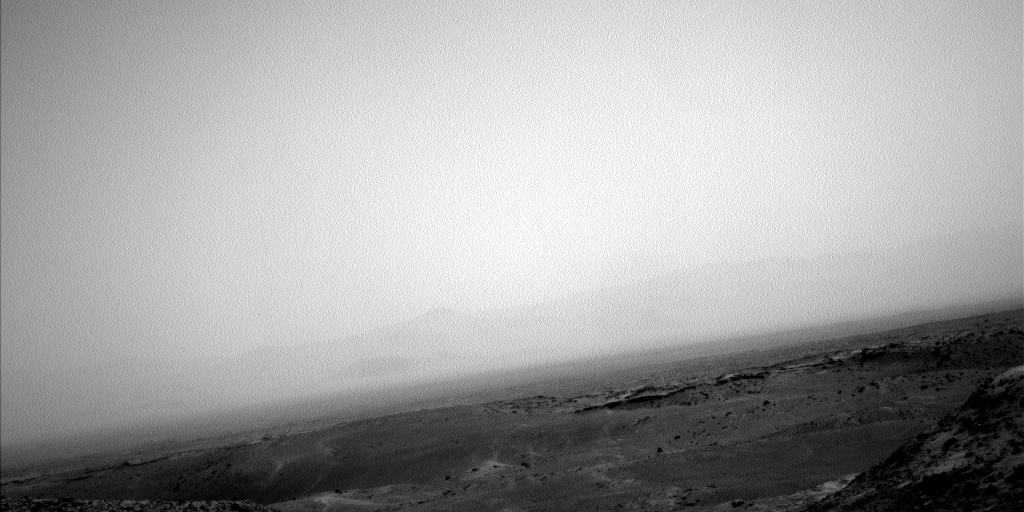 Nasa's Mars rover Curiosity acquired this image using its Left Navigation Camera on Sol 984, at drive 1632, site number 47