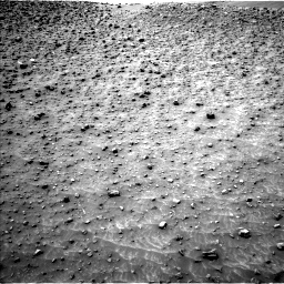 Nasa's Mars rover Curiosity acquired this image using its Left Navigation Camera on Sol 984, at drive 1692, site number 47