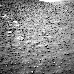 Nasa's Mars rover Curiosity acquired this image using its Left Navigation Camera on Sol 984, at drive 1710, site number 47