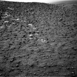 Nasa's Mars rover Curiosity acquired this image using its Right Navigation Camera on Sol 984, at drive 1722, site number 47
