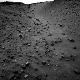 Nasa's Mars rover Curiosity acquired this image using its Right Navigation Camera on Sol 984, at drive 1788, site number 47
