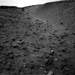 Nasa's Mars rover Curiosity acquired this image using its Right Navigation Camera on Sol 984, at drive 1806, site number 47