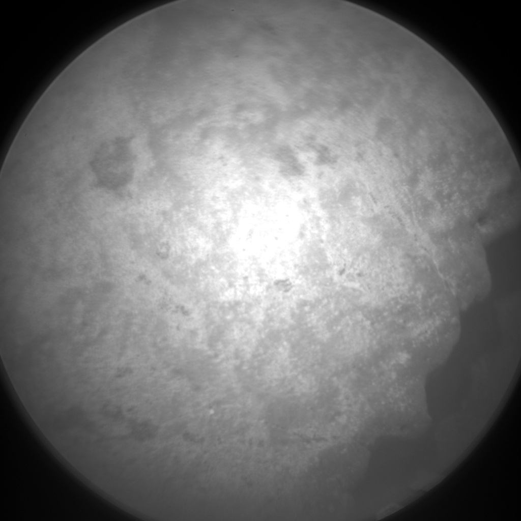 Nasa's Mars rover Curiosity acquired this image using its Chemistry & Camera (ChemCam) on Sol 985, at drive 0, site number 48