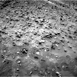 Nasa's Mars rover Curiosity acquired this image using its Right Navigation Camera on Sol 986, at drive 36, site number 48