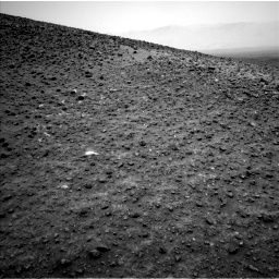 Nasa's Mars rover Curiosity acquired this image using its Left Navigation Camera on Sol 987, at drive 166, site number 48