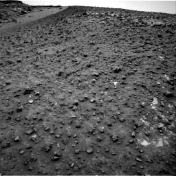 Nasa's Mars rover Curiosity acquired this image using its Right Navigation Camera on Sol 987, at drive 88, site number 48