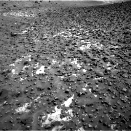 Nasa's Mars rover Curiosity acquired this image using its Right Navigation Camera on Sol 987, at drive 394, site number 48