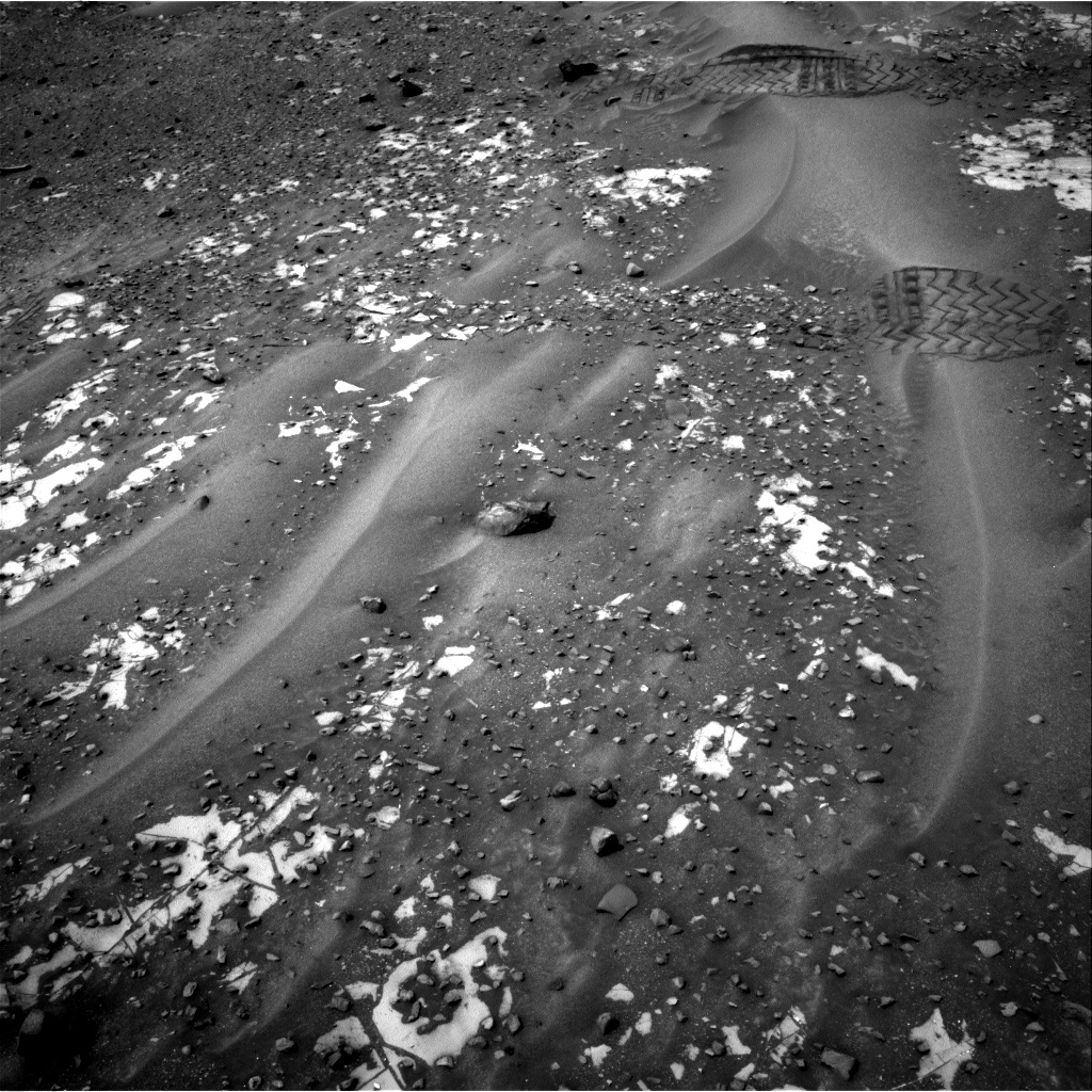 Nasa's Mars rover Curiosity acquired this image using its Right Navigation Camera on Sol 987, at drive 412, site number 48