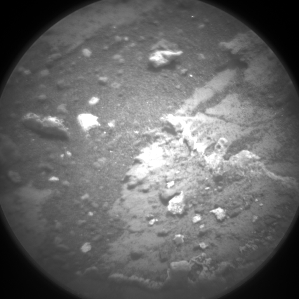 Nasa's Mars rover Curiosity acquired this image using its Chemistry & Camera (ChemCam) on Sol 990, at drive 458, site number 48
