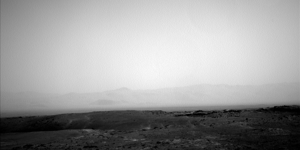 Nasa's Mars rover Curiosity acquired this image using its Left Navigation Camera on Sol 990, at drive 458, site number 48