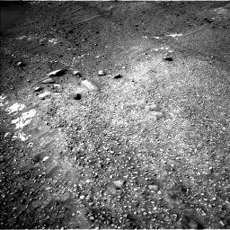 Nasa's Mars rover Curiosity acquired this image using its Left Navigation Camera on Sol 990, at drive 854, site number 48
