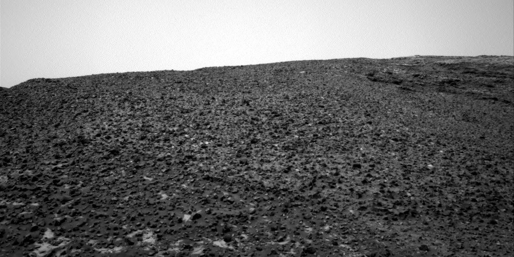 Nasa's Mars rover Curiosity acquired this image using its Right Navigation Camera on Sol 990, at drive 458, site number 48