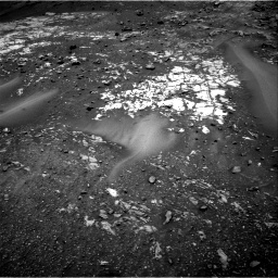 Nasa's Mars rover Curiosity acquired this image using its Right Navigation Camera on Sol 990, at drive 476, site number 48
