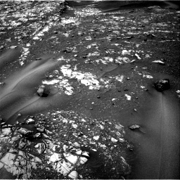 Nasa's Mars rover Curiosity acquired this image using its Right Navigation Camera on Sol 990, at drive 536, site number 48