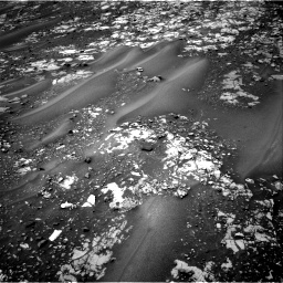 Nasa's Mars rover Curiosity acquired this image using its Right Navigation Camera on Sol 990, at drive 560, site number 48