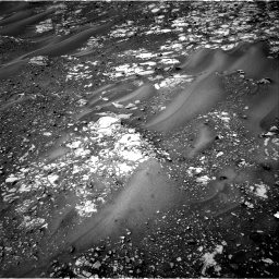Nasa's Mars rover Curiosity acquired this image using its Right Navigation Camera on Sol 990, at drive 572, site number 48