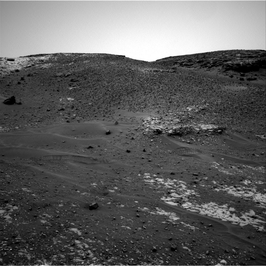 Nasa's Mars rover Curiosity acquired this image using its Right Navigation Camera on Sol 990, at drive 680, site number 48