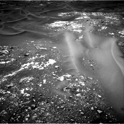 Nasa's Mars rover Curiosity acquired this image using its Right Navigation Camera on Sol 990, at drive 698, site number 48