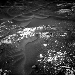 Nasa's Mars rover Curiosity acquired this image using its Right Navigation Camera on Sol 990, at drive 716, site number 48