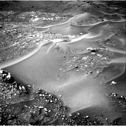 Nasa's Mars rover Curiosity acquired this image using its Right Navigation Camera on Sol 990, at drive 752, site number 48