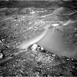 Nasa's Mars rover Curiosity acquired this image using its Right Navigation Camera on Sol 990, at drive 764, site number 48