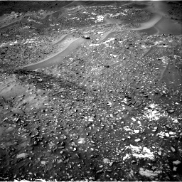 Nasa's Mars rover Curiosity acquired this image using its Right Navigation Camera on Sol 990, at drive 794, site number 48