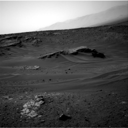 Nasa's Mars rover Curiosity acquired this image using its Right Navigation Camera on Sol 990, at drive 866, site number 48