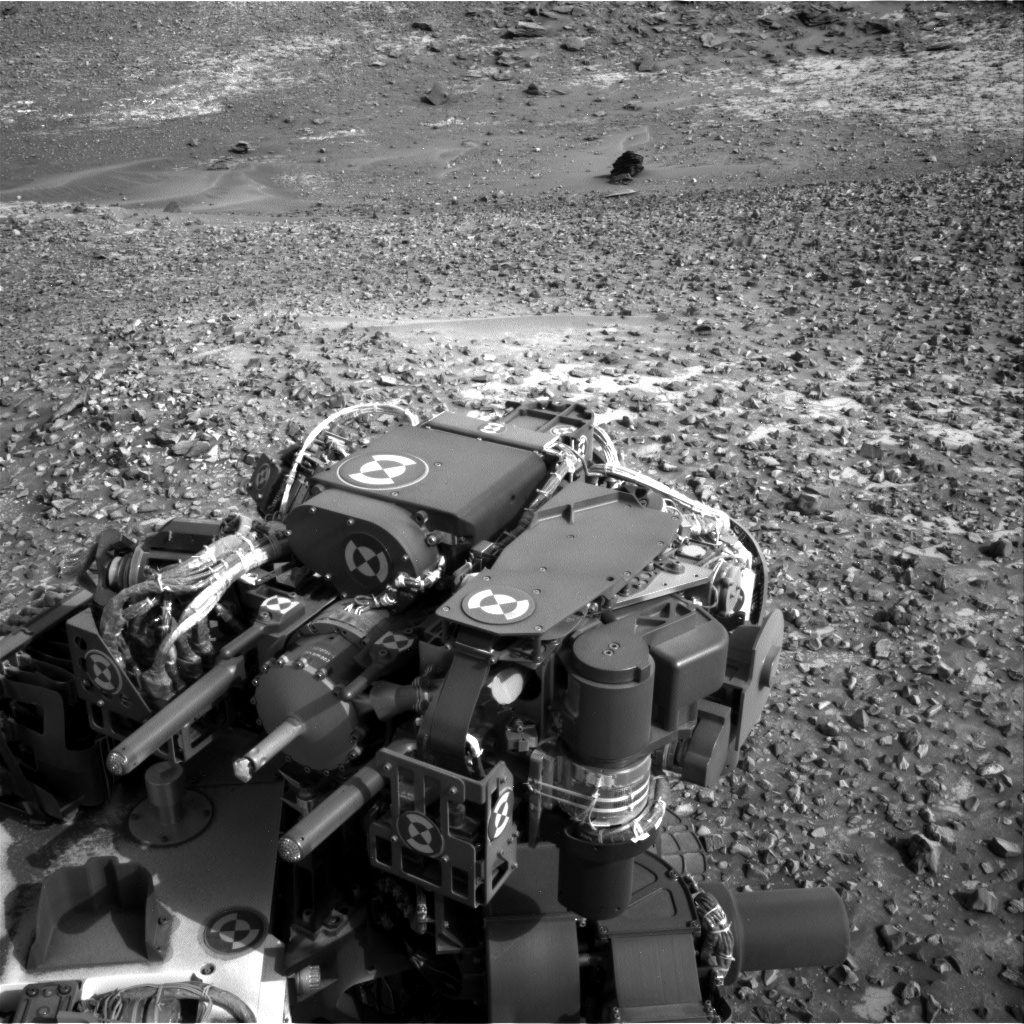 Nasa's Mars rover Curiosity acquired this image using its Right Navigation Camera on Sol 990, at drive 876, site number 48