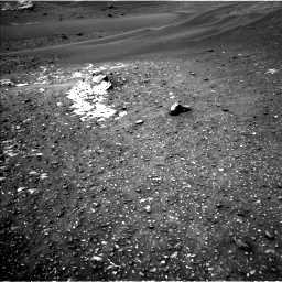 Nasa's Mars rover Curiosity acquired this image using its Left Navigation Camera on Sol 991, at drive 882, site number 48