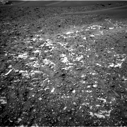 Nasa's Mars rover Curiosity acquired this image using its Left Navigation Camera on Sol 991, at drive 906, site number 48