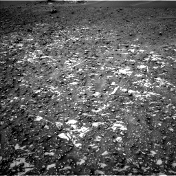 Nasa's Mars rover Curiosity acquired this image using its Left Navigation Camera on Sol 991, at drive 918, site number 48