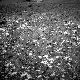 Nasa's Mars rover Curiosity acquired this image using its Left Navigation Camera on Sol 991, at drive 930, site number 48