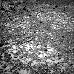 Nasa's Mars rover Curiosity acquired this image using its Left Navigation Camera on Sol 991, at drive 972, site number 48