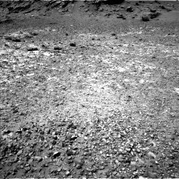 NASA's Mars rover Curiosity acquired this image using its Left Navigation Camera (Navcams) on Sol 991