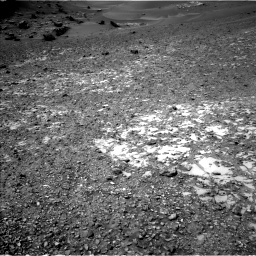 Nasa's Mars rover Curiosity acquired this image using its Left Navigation Camera on Sol 991, at drive 1050, site number 48