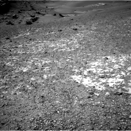 Nasa's Mars rover Curiosity acquired this image using its Left Navigation Camera on Sol 991, at drive 1056, site number 48
