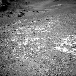 Nasa's Mars rover Curiosity acquired this image using its Left Navigation Camera on Sol 991, at drive 1062, site number 48