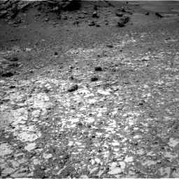 Nasa's Mars rover Curiosity acquired this image using its Left Navigation Camera on Sol 991, at drive 1098, site number 48