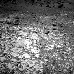 Nasa's Mars rover Curiosity acquired this image using its Left Navigation Camera on Sol 991, at drive 1104, site number 48