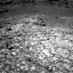 Nasa's Mars rover Curiosity acquired this image using its Left Navigation Camera on Sol 991, at drive 1116, site number 48