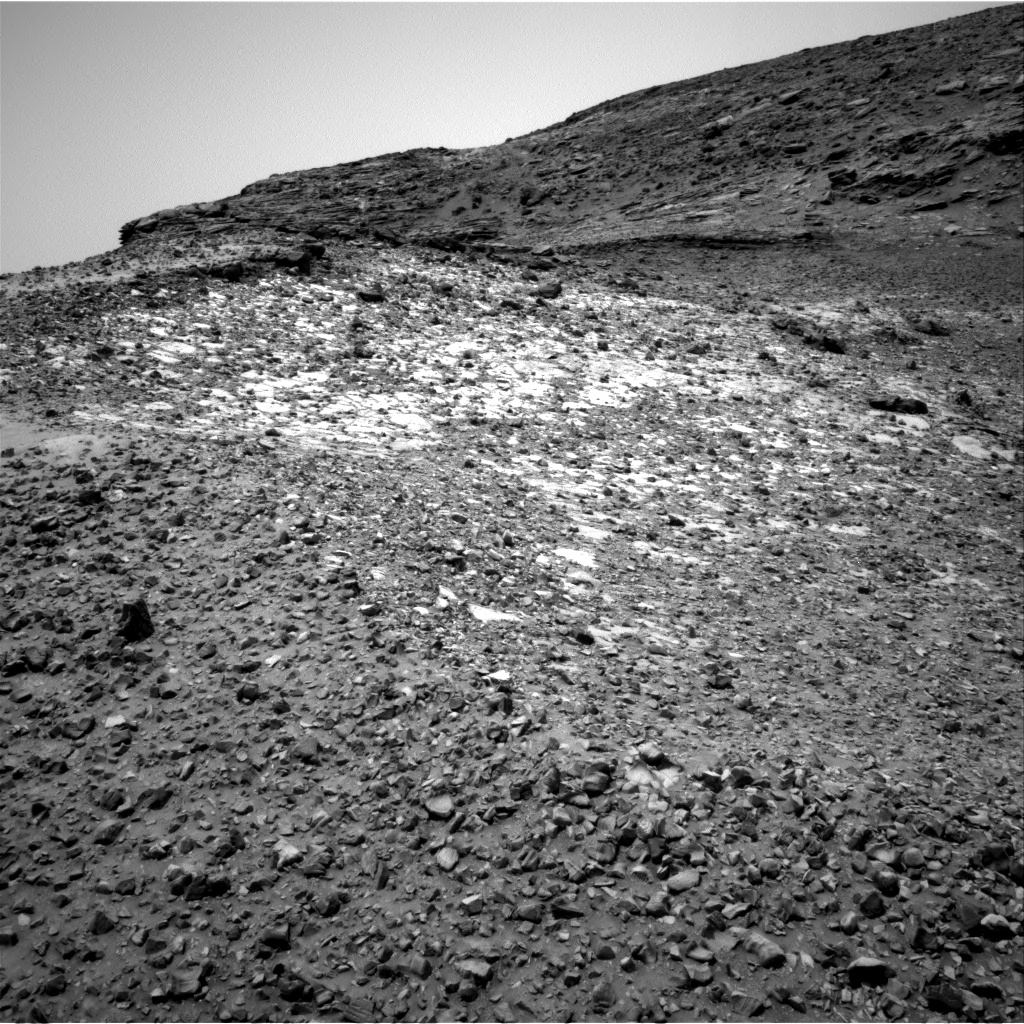 Nasa's Mars rover Curiosity acquired this image using its Right Navigation Camera on Sol 991, at drive 1032, site number 48